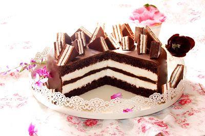 Torta Kinder Pinguì con il Bimby TM5 ~ Ricette Bimby TM5 - Ricettario completo