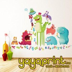 Vinilo infantil decorativo para decorar habitaci n de beb for Vinilo decorativo para habitacion