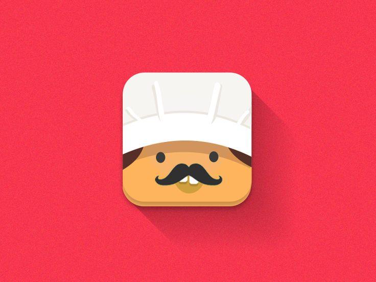 Dribbble - chef by Sevkan Ariburnu