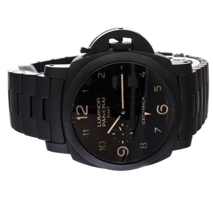Pre-Owned Panerai Tuttonero Luminor 1950 (PAM00438) self-winding automatic watch