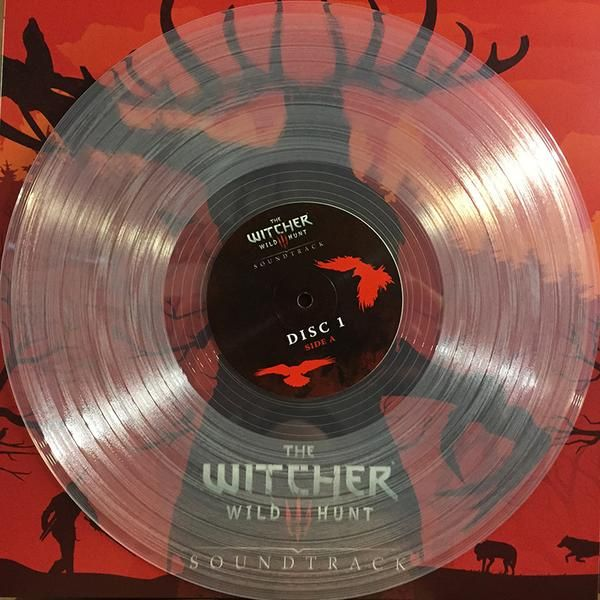 The Witcher 3 Wild Hunt Soundtrack 4lp Set Four Lp Set Features The Full 120 Minute 35 Track Game Score As Well As The Fu The Witcher Soundtrack Vinyl Sales
