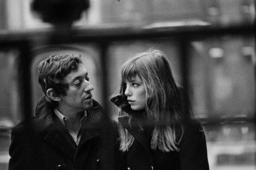 Gainsbourg and Birkin.