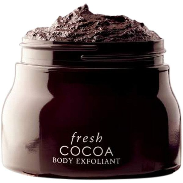 Fresh Cocoa Body Exfoliant ($45) ❤ liked on Polyvore featuring beauty products…