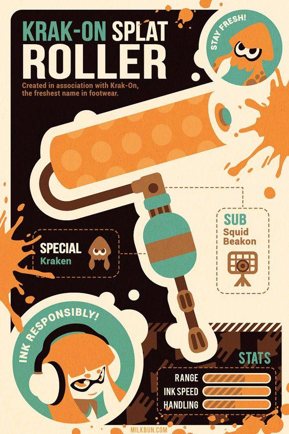 Krak-On Splat Roller