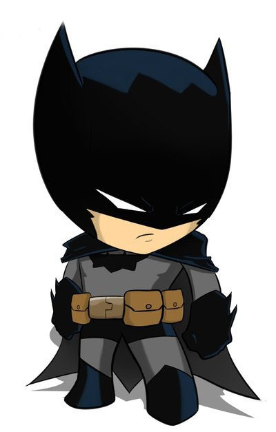 Batman, this is adorable