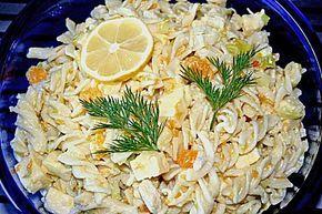 Geflügel - Nudelsalat mit Mandarinen, ein tolles Rezept aus der Kategorie Fleisch & Wurst. Bewertungen: 17. Durchschnitt: Ø 4,1.