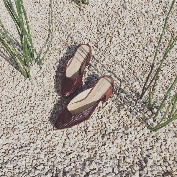 My World: Mari is a wonderful example of how Instagram can become a catalyst for starting your own shoe label.   More on hey-woman.com