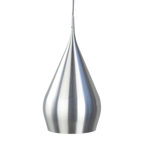 ERIS Aluminium Pendant Light - silver pendant light | SHE Lights