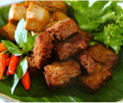 Resep Tempe Bacem - Kali ini kami akan memperkenalkan masakan asli dari Indonesia yang sudah ada semenjak jaman sebelum