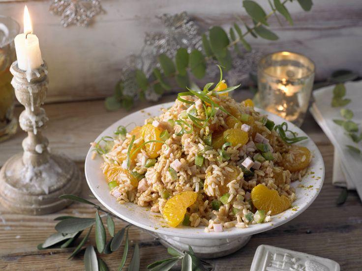 Reissalat mit Mandarinen, ein raffiniertes Rezept aus der Kategorie Schnell und einfach. Bewertungen: 67. Durchschnitt: Ø 4,5.
