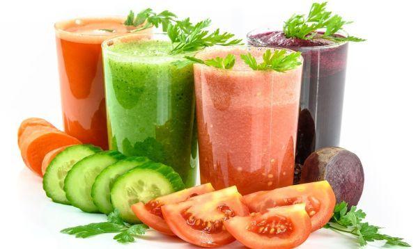 méregtelenítő étrendek