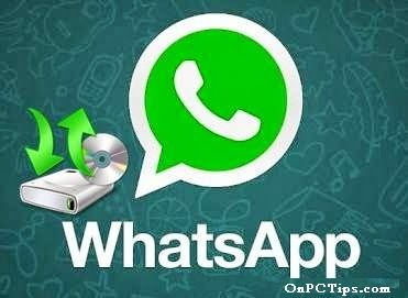 how to read whatsapp backup messages on android