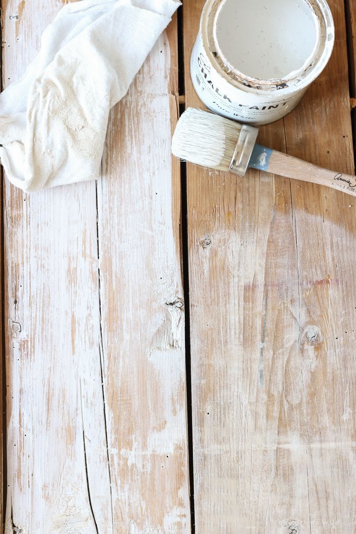 17 Best ideas about Whitewashing Furniture on Pinterest  White washing wood,  Diy white furniture and White distressed furniture