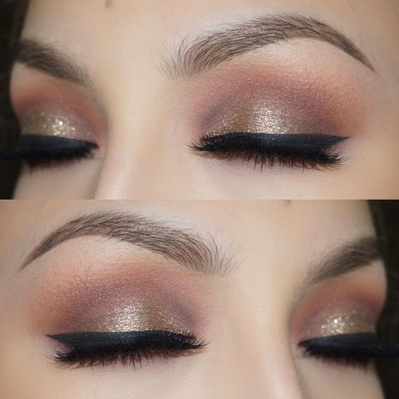 """on Instagram: """"Last nights makeup ✨ very romantic, huh? Here are my makeup details! BROWS: @anastasiabeverlyhills #dipbrow in Medium Brown // #browwiz in Taupe // topped with her Brow Gel SHADOWS: @morphebrushes 35N palette (all neutral colors) // @colou https://www.youtube.com/channel/UC76YOQIJa6Gej0_FuhRQxJg"""
