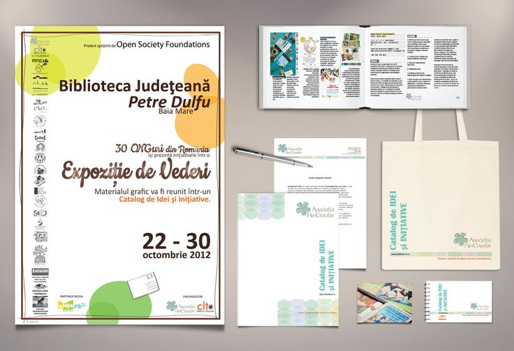project Catalog of Ideas and Initiatives