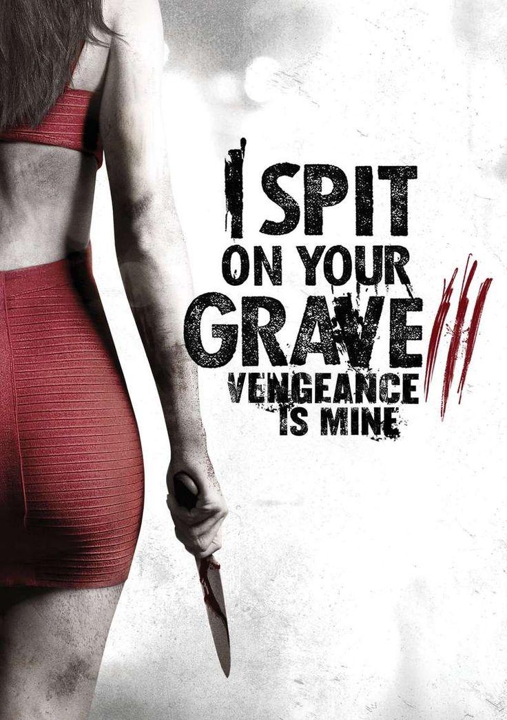 SINOPSIS: (I Spit on Your Grave 3) Jennifer Hills (Sarah Butler) sigue atormentada por el brutal ataque sexual que tuvo que soportar años atrás. Ha cambiado de identidad y se va a otra ciudad, donde se une a un grupo de apoyo para reconstruir su nueva vida.