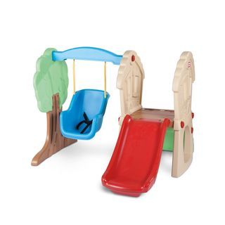 Shop for Little Tikes Hide and Seek Climber and Swing. Get free delivery at Overstock.com - Your Online Toys