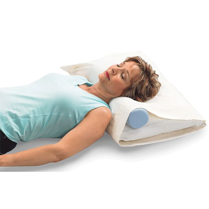 Pin by Zepcare on Fitness  Neck support pillow Neck