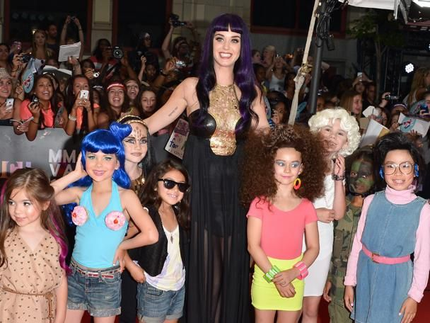 Katy Perry and fans