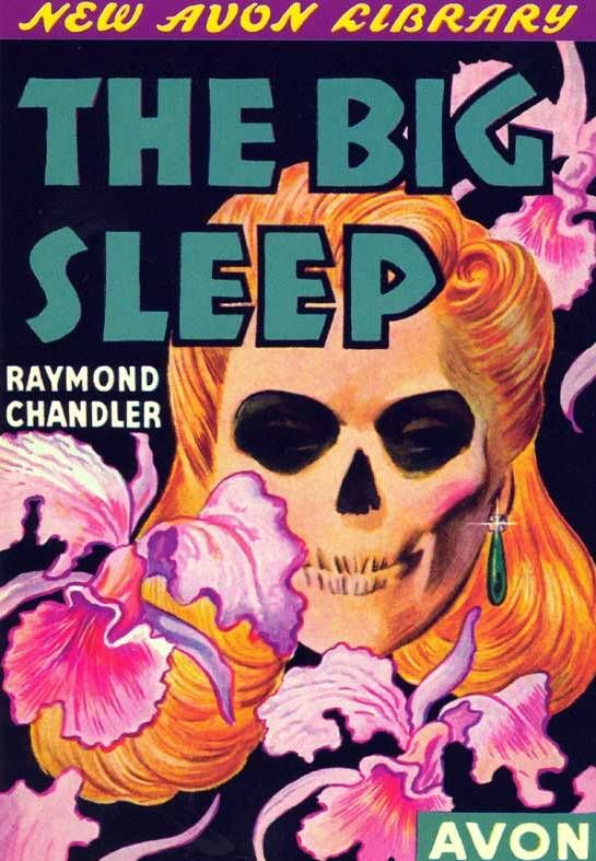 the big sleep by raymond chandler Buy the big sleep (phillip marlowe) re-issue by raymond chandler, ian rankin  (isbn: 8601404260933) from amazon's book store everyday low prices and.