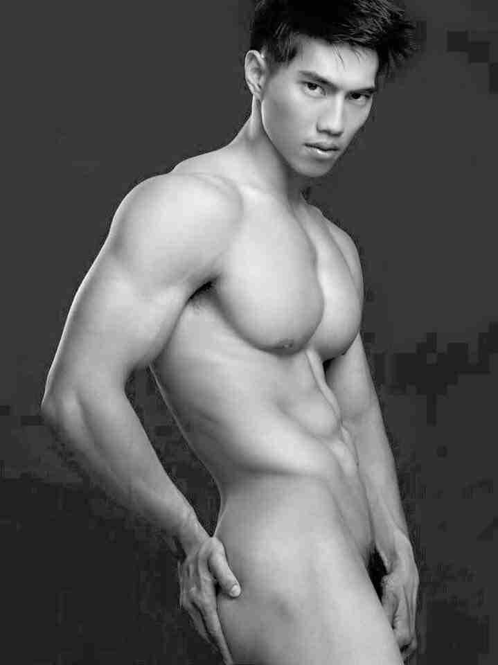 asian gay man model nude
