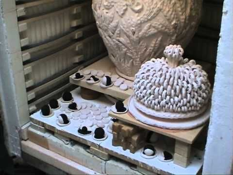 Kate Malone Ceramics, video diary week 1 Devised by KM Productions - YouTube