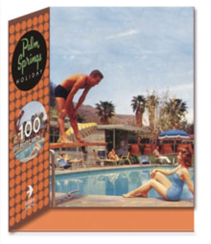 Palm Springs Holiday Postcard Set: Brand New In Wrapper! 1423604768 | eBay