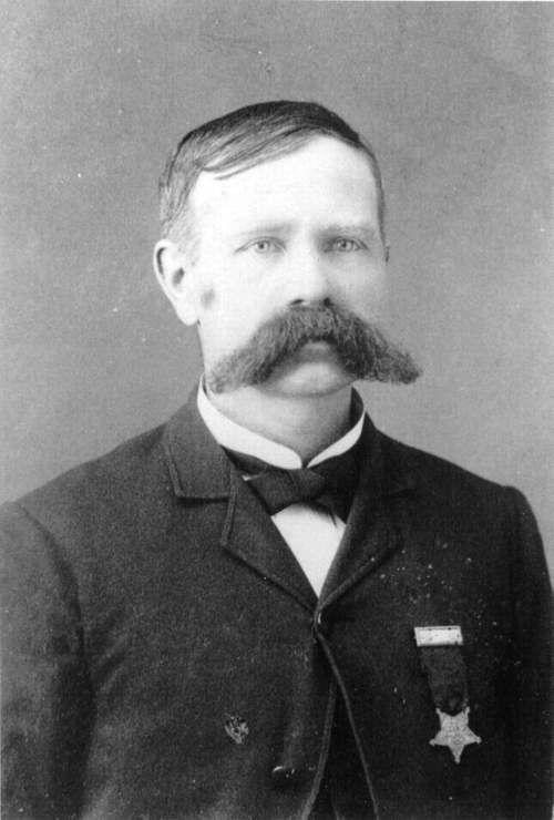 Badass Civil War Beards - Bates Motel
