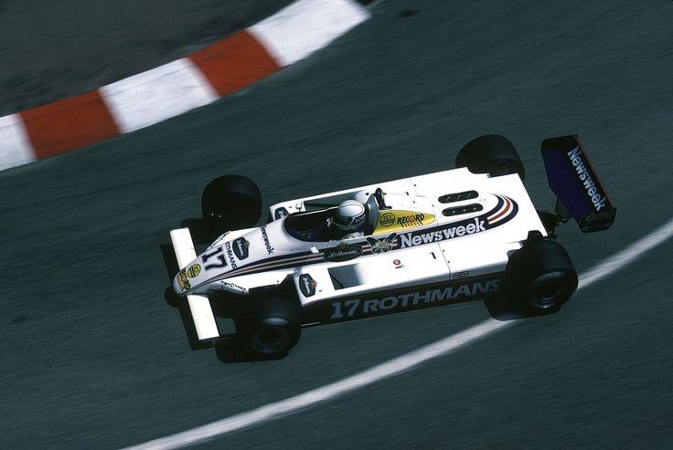 Jochen Mass March Monaco 82