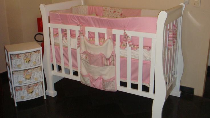 Cuna Decorada Para Una Bebe Para Los Ni 241 Os Pinterest