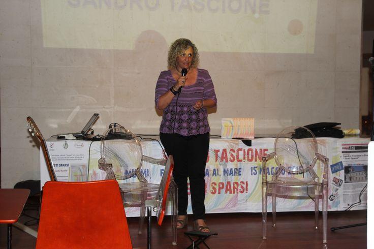 La Sorgente Onlus in Abruzzo a Francavilla al Mare ... testimonial ed organizzatrice di serate di cultura