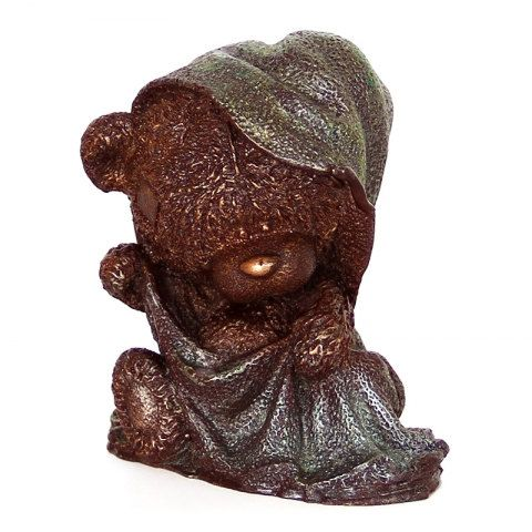 #chocolate #gift #bear #handmade #giftforchildren #giftunder10 #birthday #handmadegift  #chocolatebear