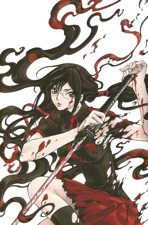 Clamp. Blood C