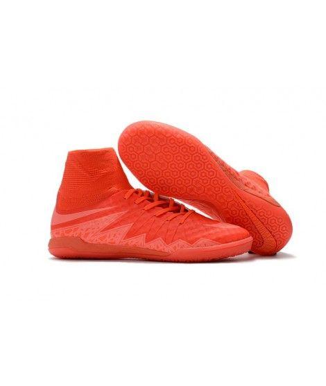 half off 3553e 1729f ... nike hypervenomx proximo ic sÁlovÁ high tops kopačky oranžový