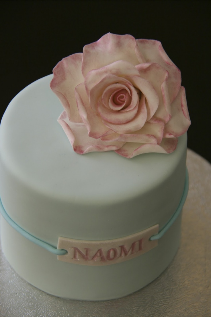 75th birthday cakes   Sweet cake design: mini 75th birthday cake