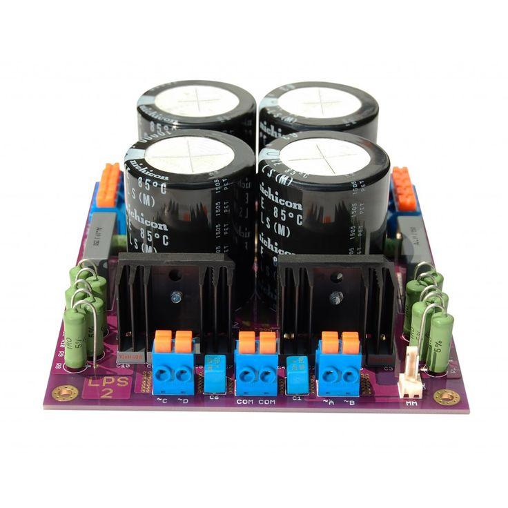 Modul sursă alimentare liniară 63Vcc/20A - 4x10.000µF/63Vcc