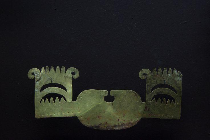 https://flic.kr/p/vuymfa | Museo del oro de Pasto - Orfebrería 23