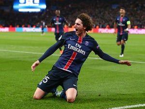 Paris Saint-Germain's Adrien Rabiot: 'I'd like to play in the Premier League'