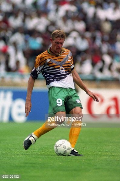Neil Tovey South Africa