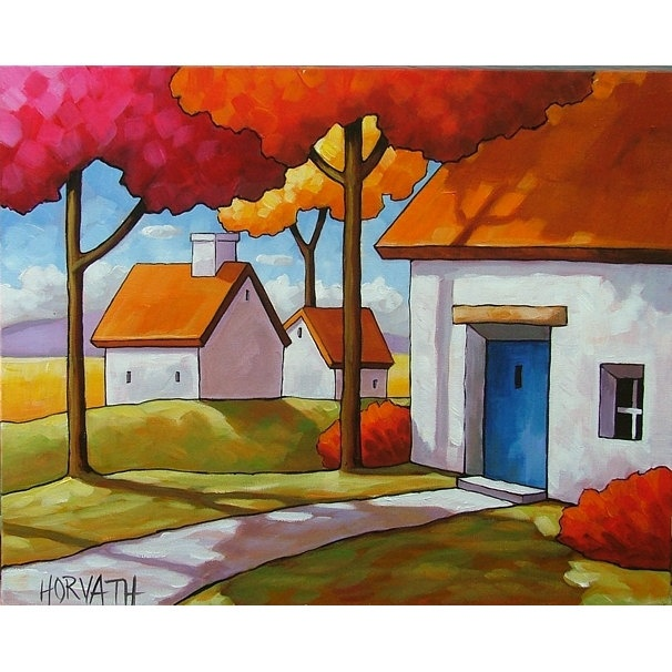 Original Painting 16x20         FOR MINDY. $225.00, via Etsy.