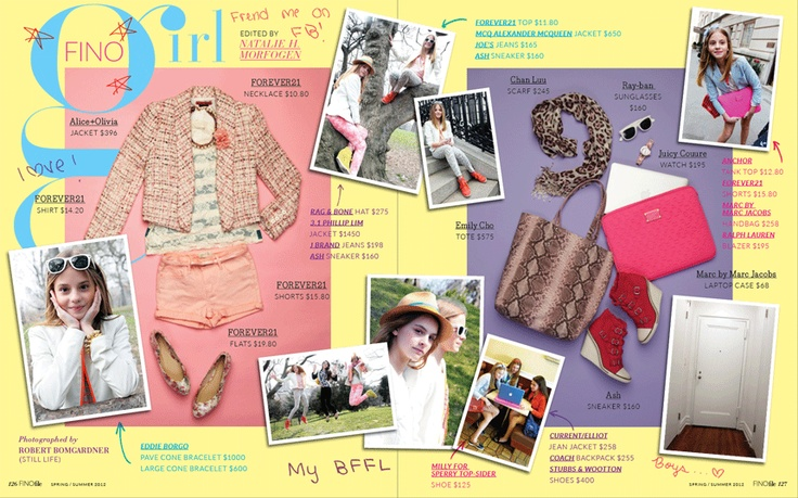 Visit Fino File and see what Fino Girl covets - http://www.filipafino.com/magazine/current/130