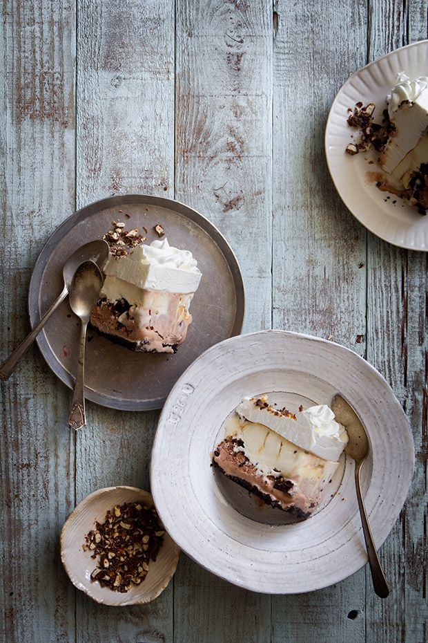 Frozen Custard Cake (recipe) / by Bakers Royale