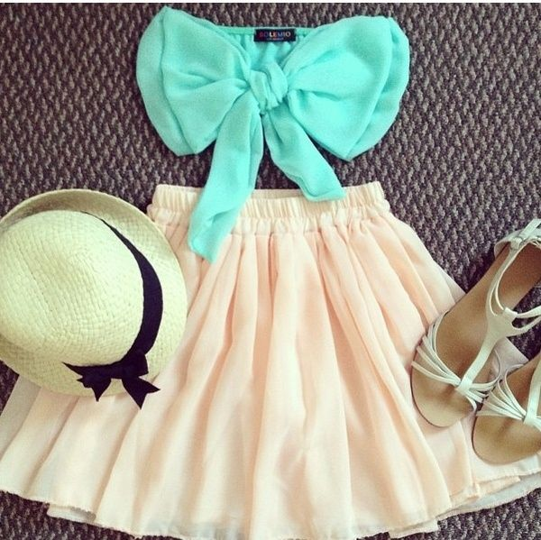 I found 'Cute Bandeau Outfit' on Wish, check it out!