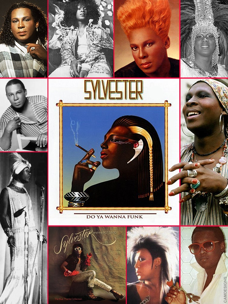 Sylvester James (Sept. 6, 1947 – Dec. 16, 1988), better known as Sylvester, was an American disco & soul singer-songwriter, and a drag performer. During the early 1970s he was a member of San Francisco's storied performance troupe, The Cockettes. He launched his solo career with 1973's LP, Sylvester and The Hot Band. His career reached new heights when he signed with Fantasy Records in 1977. He had a string of memorable disco hits. Sylvester died from complications from AIDS at the age of…