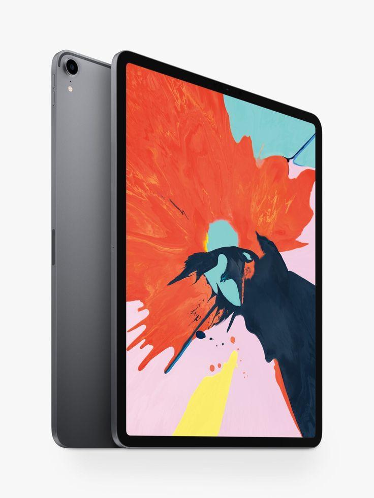 2018 Apple iPad Pro 12.9, A12X Bionic, iOS, Wi-Fi, 512GB ...