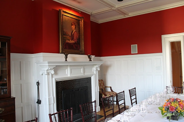 langdon hall   the whispering room
