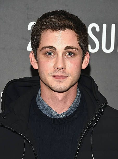Actor Logan Lerman attends the 'Sidney Hall' Premiere 2017 Sundance Film Festival at Eccles Center Theatre on January 25 2017 in Park City Utah