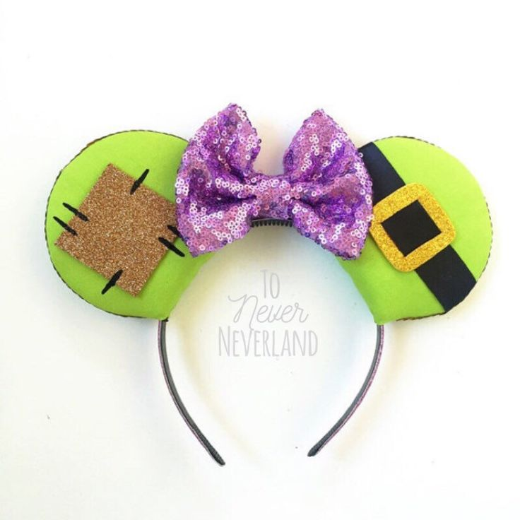 Dopey Ears, Dopey Mickey Ears, Dopey Challenge Mickey Ears, 7 Dwarfs Ears, Dopey Challenge Ears Headband, Snow White Ears, PRE ORDER 2-3 W by ToNeverNeverland on Etsy https://www.etsy.com/listing/385127814/dopey-ears-dopey-mickey-ears-dopey