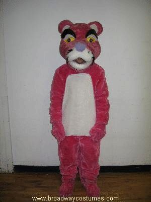 Animal Costume to Rent: Pink Panther