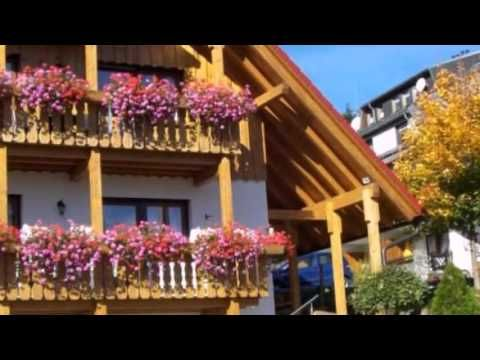 Hotel-Pension Kräutle - Feldbergerhof - Visit http://germanhotelstv.com/pension-krautle Country-style rooms with free Wi-Fi and satellite TV are offered at this Black Forest hotel. It is a 10-minute drive from Lake Schluchsee and 3 km from Feldberg-BÃrenthal Train Station. -http://youtu.be/a297KQ3k4rM